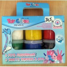 Toy Color Fingerpaint