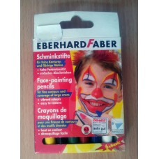 Face Painting 6x Basic