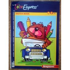 Sketch Book Color express