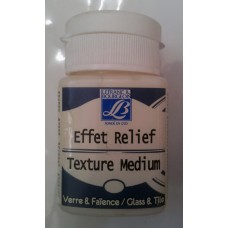 Effet relief texture mediu